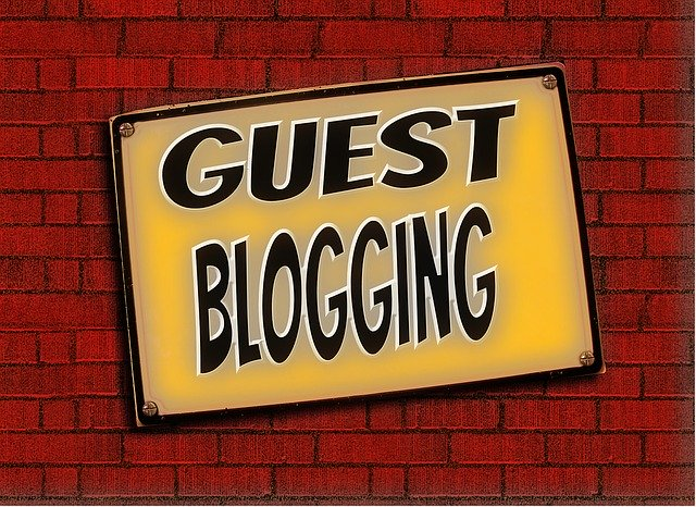 Guest Blogging Building Your Credibility