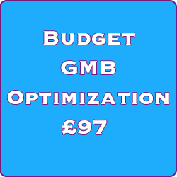 Budget Content GMB Listing - £97