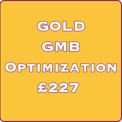 Gold Content GMB Listing - £227